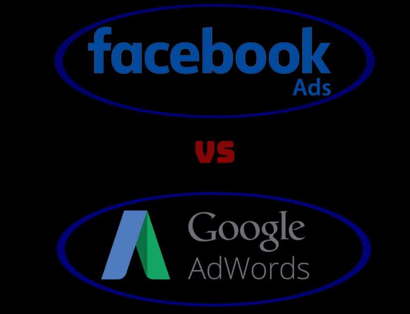 Facebook Sponsored Ads vs Google AdWords